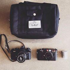 Poler Camera Cooler in black.   #poler #polerstuff #campvibes