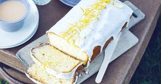 Create a slice of heaven with this fluffy lemon and coconut sour cream cake.