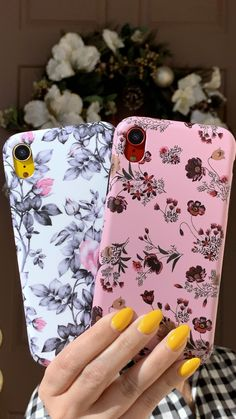 Chateau Rose + Petite Blooms floral Cases for iPhone XS / X, iPhone XS Max, iPhone XR & iPhone 8 Plus from Elemental Cases 🌹💐🌹 Diy Iphone Case, Iphone 7, Floral Iphone Case, Marble Iphone Case, Coque Iphone, Iphone Phone Cases, Iphone 8 Plus, Phone Covers, Cute Cases