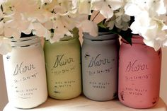 WEDDING and Home Decor SALE Painted and Distressed by BeachBlues, $24.00