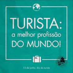 Las Mochileras de Tacón: Dia do Turista: a melhor profissão do mundo!