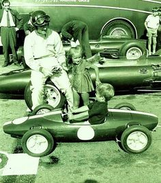 Damon & Graham Hill