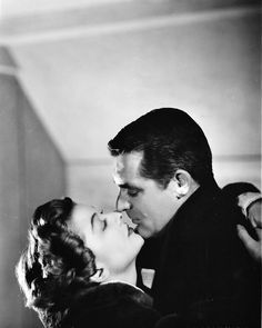 "Myrna Loy and Cary Grant publicity still for ""Mr. Blandings Builds his Dream House"" Hooray For Hollywood, Golden Age Of Hollywood, Hollywood Stars, Classic Hollywood, Old Hollywood, Hollywood Glamour, The Kiss, The Doctor, Cuddling"