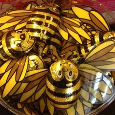 Chocolate bees available at Sweet Peace in Edmond OK at Danforth & Santa Fe