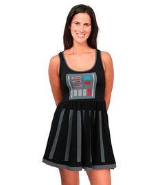 Vestido-Darth-Vader