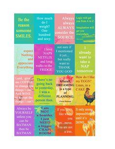 i love mini albums: September Happy Planner FREEBIE DIY Stickers