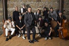 """Doppia tappa in Abruzzo per """"Sangue Blues Tour"""" di Paolo Paolo Belli e la Big Band"""