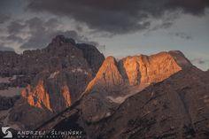 Dolomites, Italy.  #landscapephotography #mountainphotography
