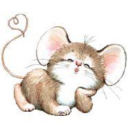 Idee Von Alice Handmade Auf Sfondi Niedliche Zeichnungen Maus Bilder Maus Malen