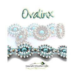 Right Angle Weave Reversible Bracelet  Bead Weaving by Studio183, $10.00