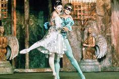 Rudolf Nureyev & Margot Fonteyn...watched this a million times as a little girl