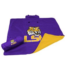 NCAA Louisiana State Tigers All Weather Blnkt