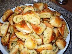 Bbq Menu, Ciabatta, Pretzel Bites, Potato Salad, Shrimp, French Toast, Food And Drink, Ale, Pizza