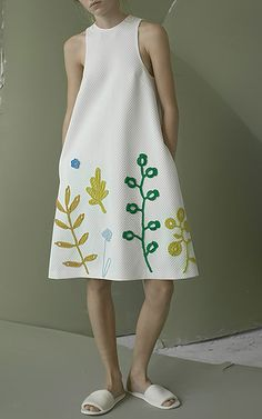Vika Gazinskaya Spring Summer 2016 Look 7 on Moda Operandi