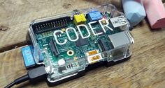 Coder Projects. Looking for something to do this weekend? Coder Projects are simple, fun, and sneakily educational things that can all be made with Coder and Rasberry Pi. Browse the list below to see what catches your eye, or if you feel inspired, contribute your own project to the site.
