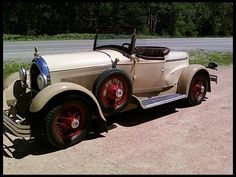 1927 Kissel Roadster. Built in Hartford, WI