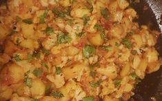 Aloo Gobi (Potato & Cauliflower) | Kitty Coleman Natural Bliss