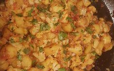 Aloo Gobi (Potato & Cauliflower) | Kitty Coleman Natural Bliss