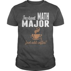 Instant math major just add coffee