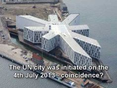 1.234 - When New York blows up, the new UN headquarters in Copenhagen is...???  What is going on?  This is the first I heard about the New Headquarters.