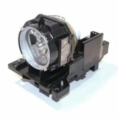 Power by Ushio Replacement Lamp Assembly with Genuine Original OEM Bulb Inside for HITACHI CP-S860 Projector