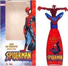 Spiderman by Marvel Eau de Toilette Spray 1.7 oz for Boys