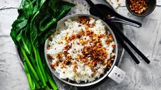 Filipino garlic rice recipe