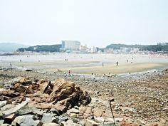 Wangsan Beach, S. Korea