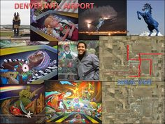 The Mystery of Occult Symbolism at Denver International Airport