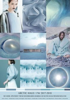 45 Ideas fashion trends winter 2019 mood boards for 2019 Pantone, Winter Trends, Winter 2017, Fall Winter, Color Trends 2018, 2018 Color, Halo, Future Trends, Fashion Forecasting