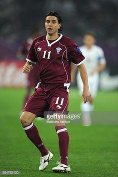 Fabio Cesar Montezinea of Qatar