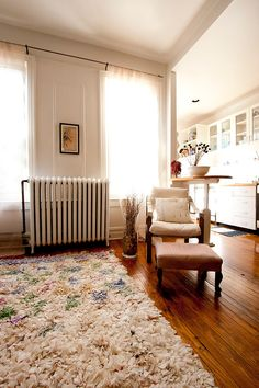 Hill Home by Chris A. Dorsey. Love the all the light & Looks so cozy