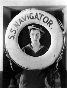 Publicity photo - The Navigator