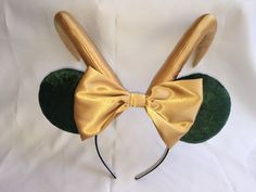 Hey, I found this really awesome Etsy listing at https://www.etsy.com/listing/202733795/loki-mouse-ears
