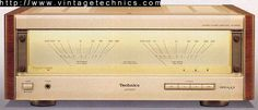 SE-A2000 Stereo Power Amplifier