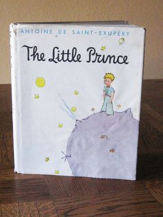 The Little Prince Book 1943. $80.00, via Etsy.