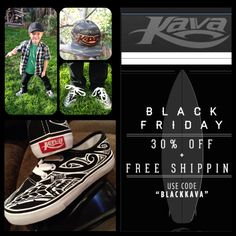 KAVA KIDS in there surf shoes!