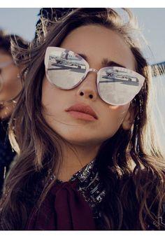 29480637b86 Women s Sunglasses Online Australia - Princess Polly Gespiegelde Zonnebril