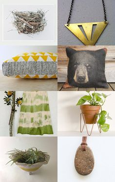>>>bush spirit<<< by Yvette De Lacy on Etsy--Pinned with TreasuryPin.com