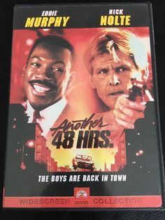 Another 48 Hrs. (DVD, 1999)