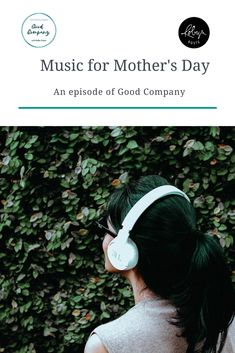 As we gear up for Mothers Day, we look at how moms may want to spend it. We discuss some creative ways to practice safe social distancing while still being with our moms, and we have Robyn Roste stop by to talk about some new music playlists she's discovered!