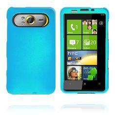 Defender (Lyse Blå) HTC HD7 Deksel