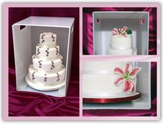 wedding cake transport boxes happy birthday cake with name edit happy birthday pink 8845