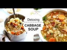 Cabbage Soup Diet Recipe To Detox | Delightful Mom Food