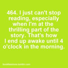 perhaps this is why my sleeping patterns are so messed up...
