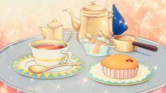 Gathering of Stars tea party, Aikatsu Stars!, Episode 13.