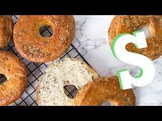 ▶ Homemade Bagel Recipe - SORTED - YouTube