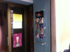 Pizzería Arte in Farina | Plaza de los Mártires, 11 Cool, Bathroom Medicine Cabinet, Four Square, Liquor Cabinet, Lockers, Locker Storage, Furniture, Home Decor, Display Stands