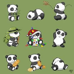 Mode PANDAS!!