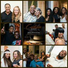 Cuban Night hosted by Houston's Ladies Night Out at the Rice Mansion Sept. 15, 2016.